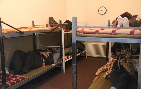 سرپناهی برای بی خانمان ها؛ گرمخانهای که کرونا به آن راه نیافت
