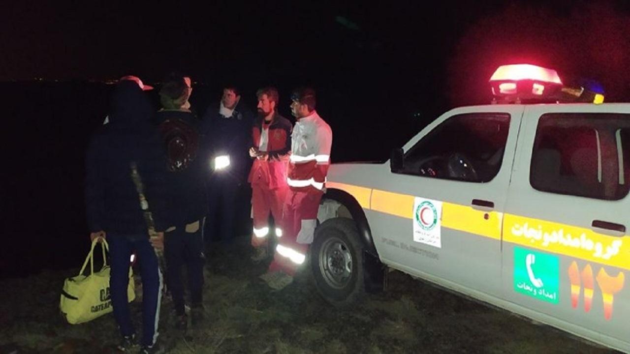 زوج گمشده در ارتفاعات کردکوی پیدا شدند