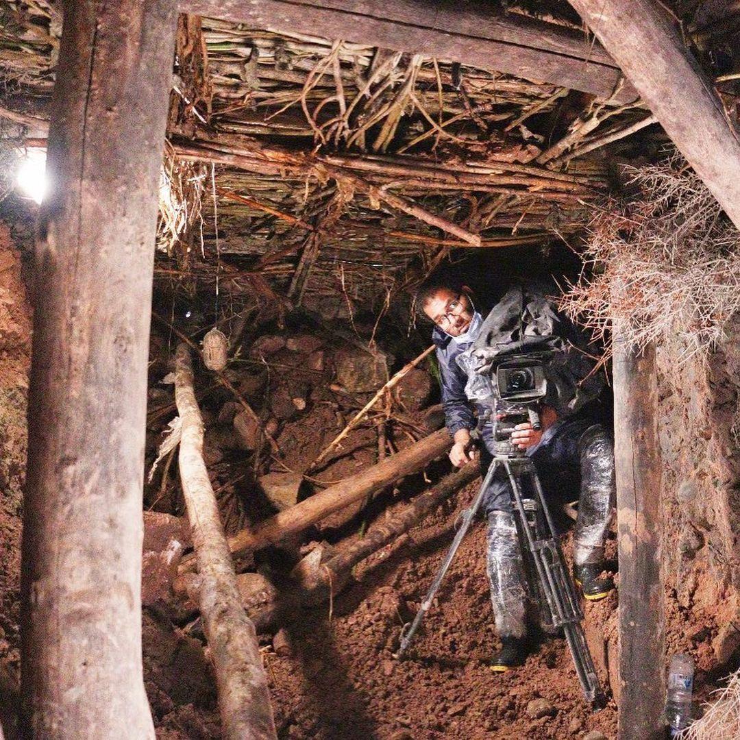 معدن طلا نون خ چگونه ساخته شد؟