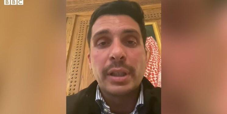 انتقاد، ولی عهد سابق اردن از دولت و پادشاه این کشور/ حمزه بن حسین: من نقشی در کودتا نداشتم