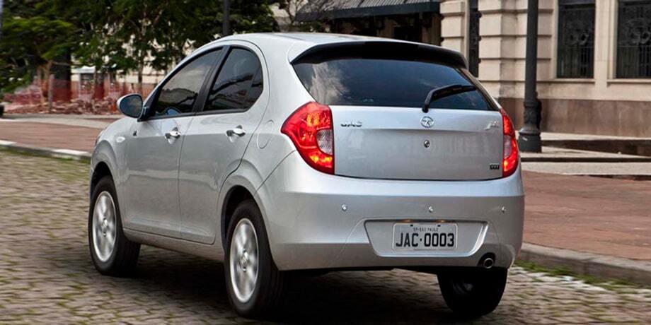 مقایسه جک J3 با امجی 350 + مشخصات فنی