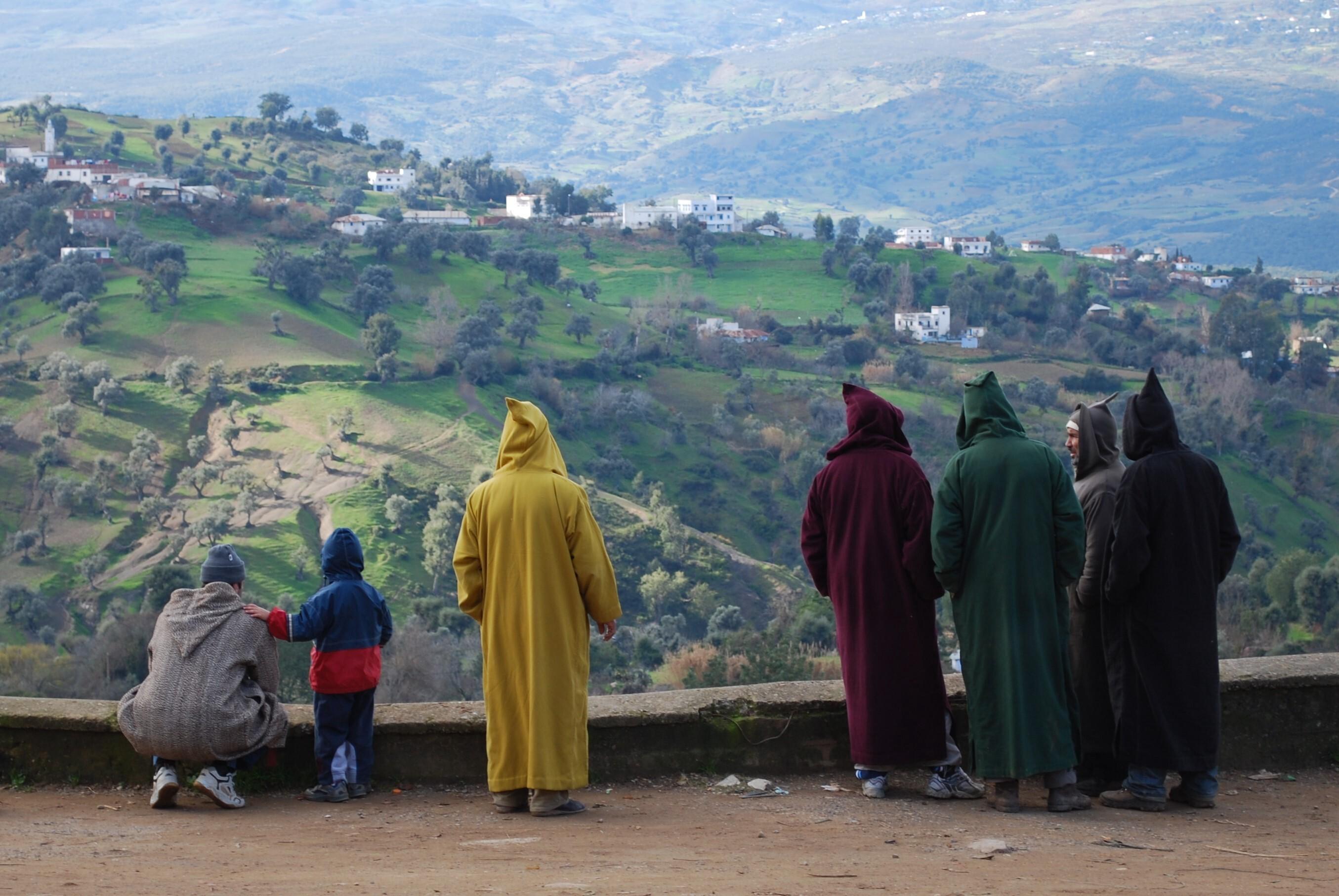 ۹ سنتی که مختص به مراکش است