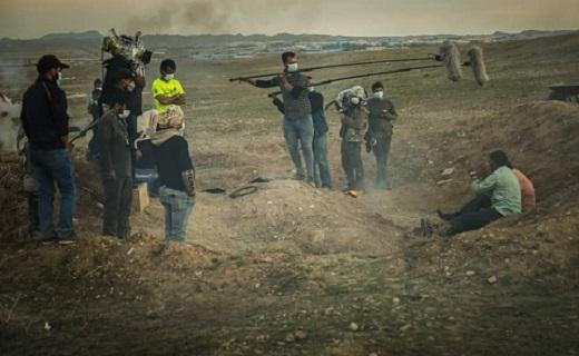 انتشار اولین تصاویر از فصل دوم «زیرخاکی» / هومن برقنورد مقابل دوربین جلیل سامان رفت