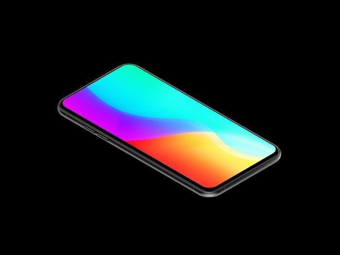 طراحی گوشی جدید ایفون 13 لو رفت
