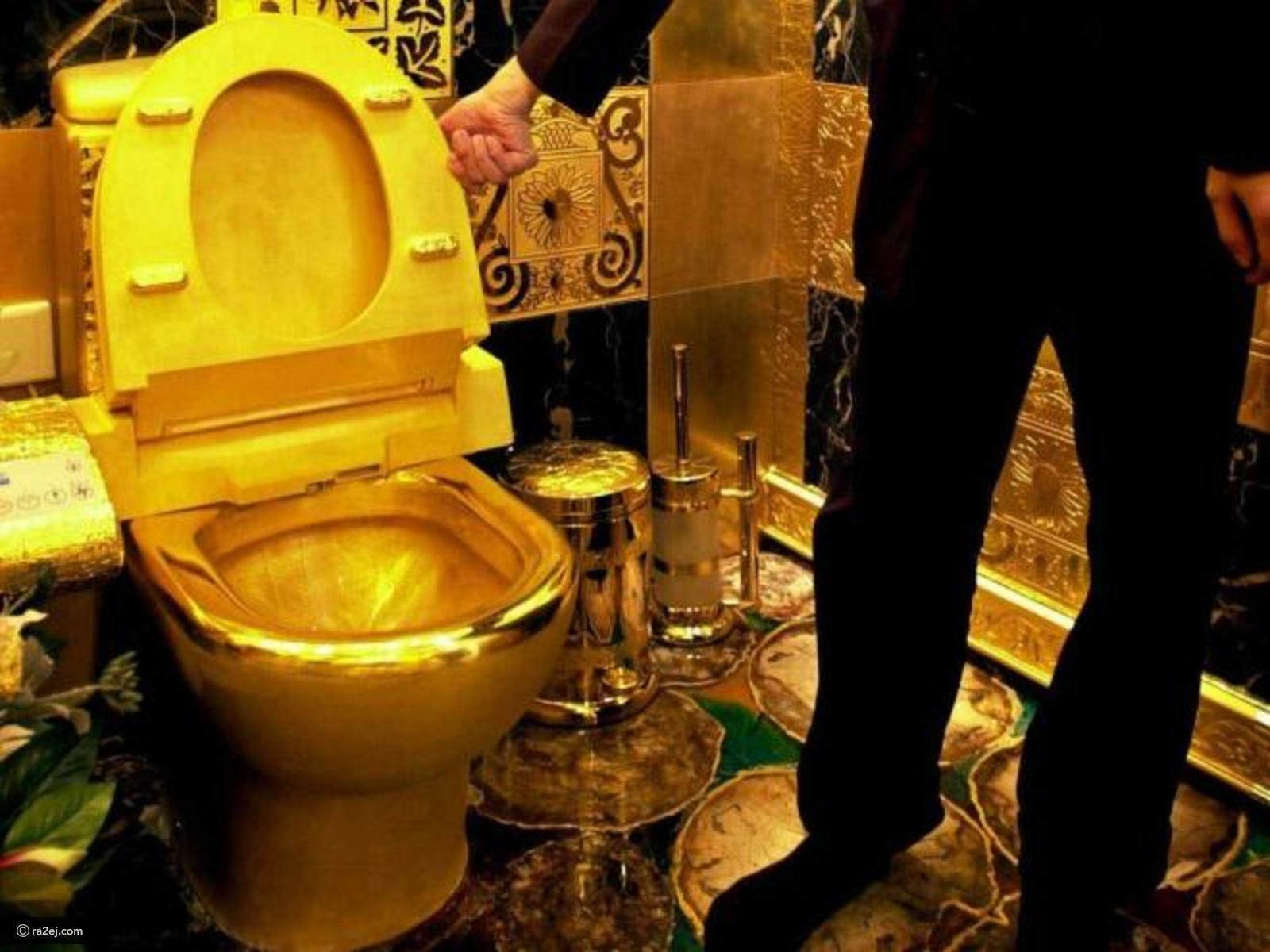 توالت طلای چینی