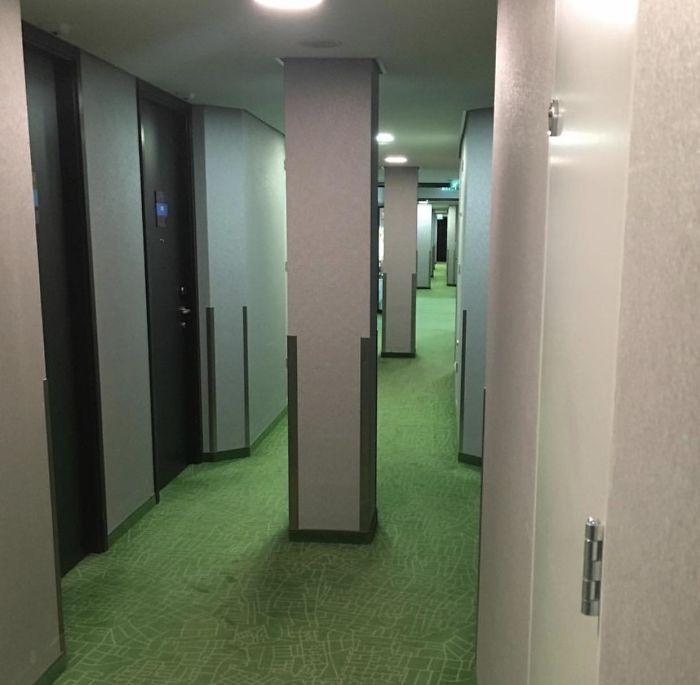 بدترین مناظری که ممکن است در هتلها با آنها روبرو شوید + تصاویر