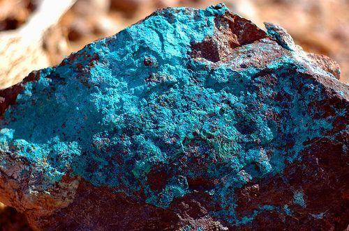 فیروزه کهن ترین سنگ ایران زمین