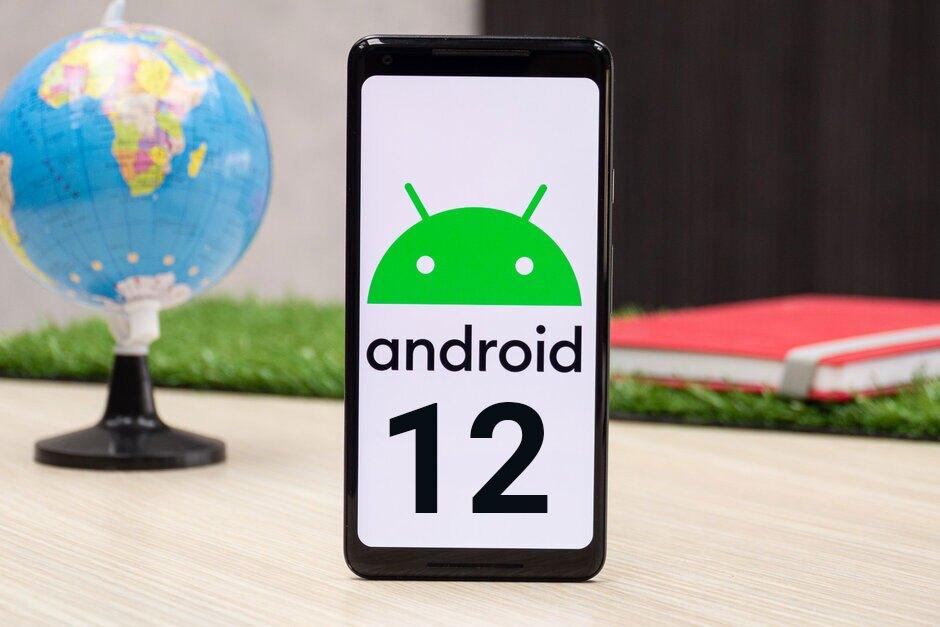 عرضه اندروید ۱۲ برای گوشیهای موبایل الجی