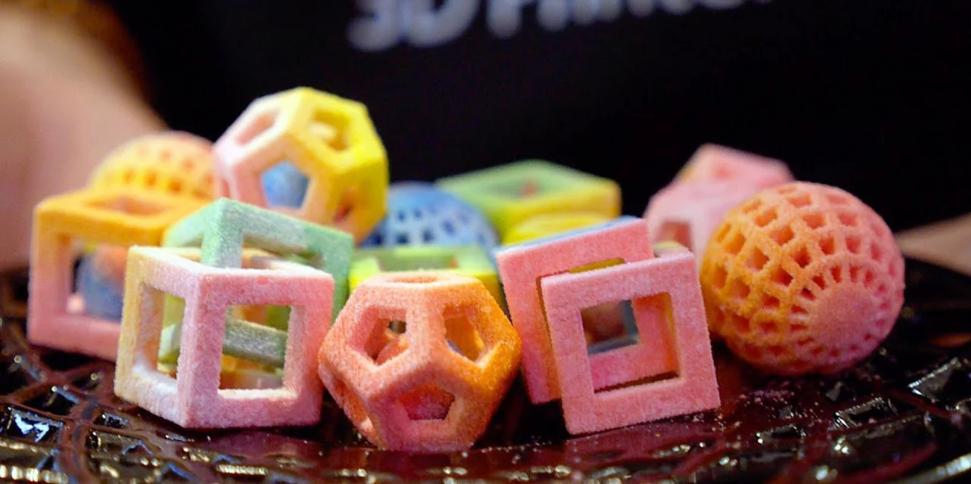 عجیب ترین اشیا چاپ شده 3D + عکس