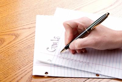 ۴ قدم آسان تا دستیابی به اهداف سال جدید