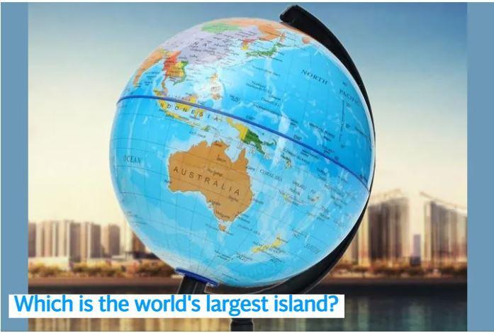 چهارمین جزیره بزرگ دنیا