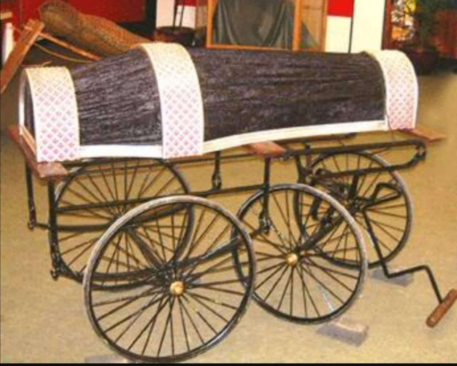 عجیب ترین تابوت های اموات