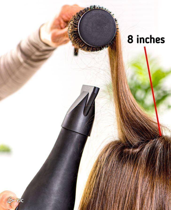 ۱۰ اشتباهات رایجی که به موی شما آسیب میرساند+ تصاویر