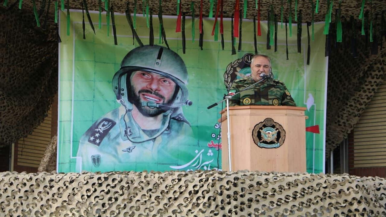 شهید صیاد شیرازی یک فرمانده موفق بود