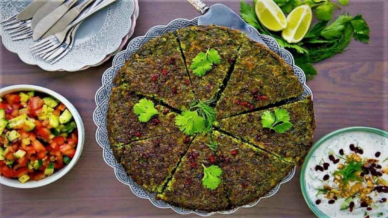 آموزش آشپزی؛ از کوکو سیب زمینی با برنج و شامی هویج خوشمزه تا خورش آلو زرشک+ تصاویر