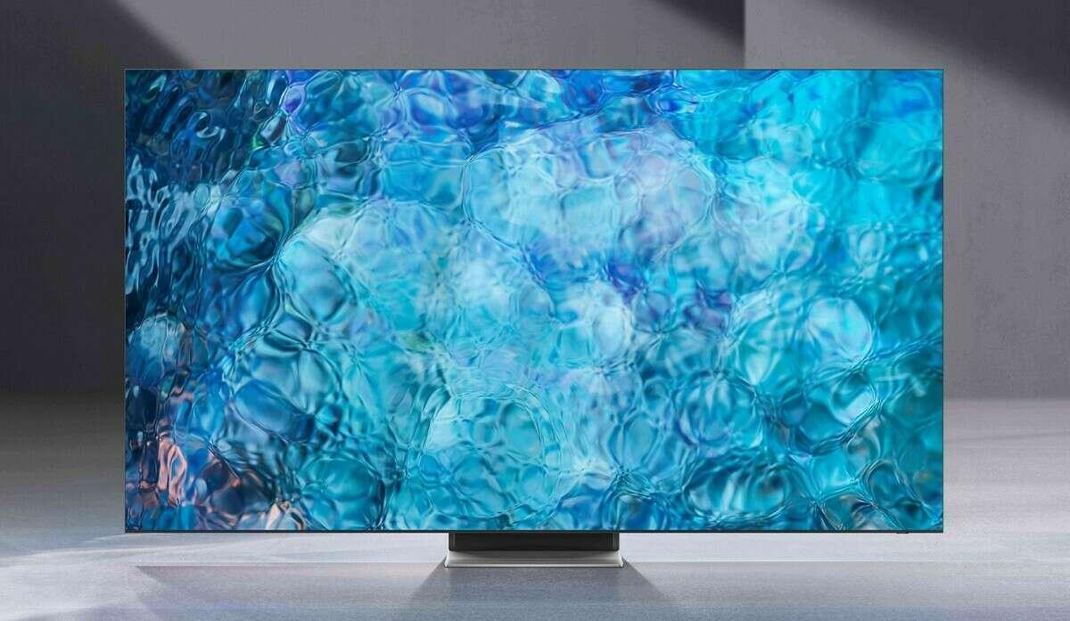 تولید پنلهای تلویزیونی LG برای سامسونگ