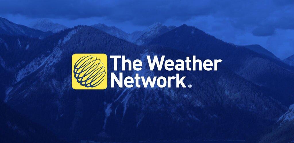 دانلود اپلیکیشن هواشناسی The Weather Network