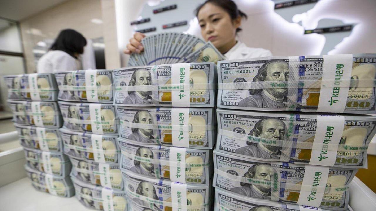 پول های بلوکه شده کره جنوبی