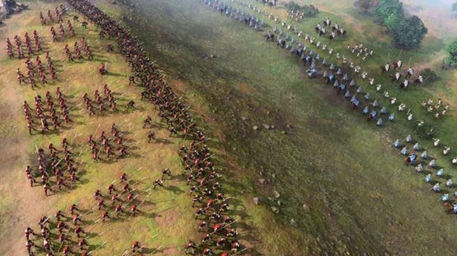 بازی Age of Empires ۴