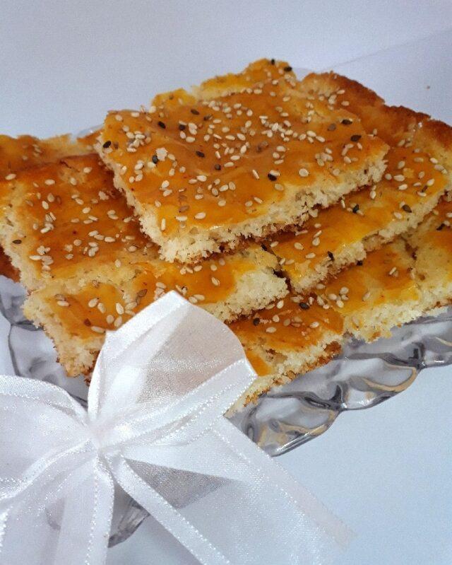 طرز تهیه نان قندی در فر و بدون فر به روش سنتی و اصیل برای افطاری