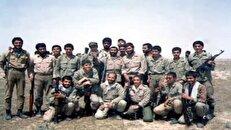 رجزخوانی خبرساز و تاریخی یک رزمنده برای صدام حسین + عکس