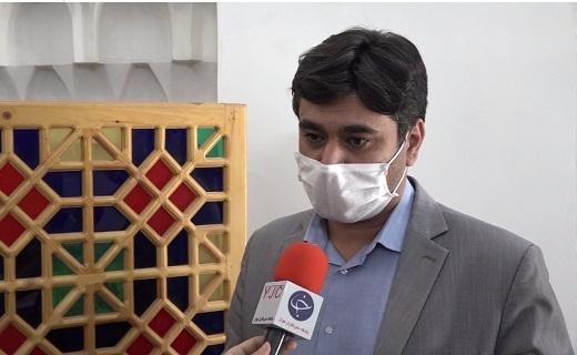 سید مصطفی فاطمی، رئیس سازمان میراث فرهنگی یزد