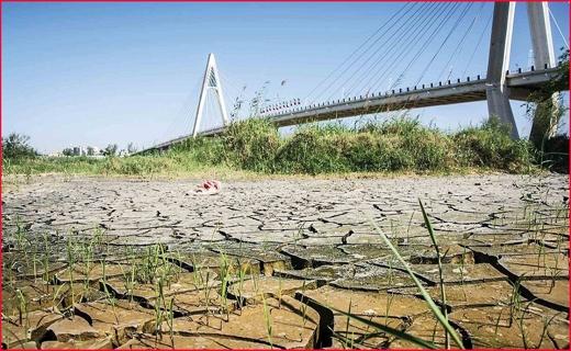 لب تشنه در جوار آب/ حکایت کارون وقتی در کنار آب جان میدهد