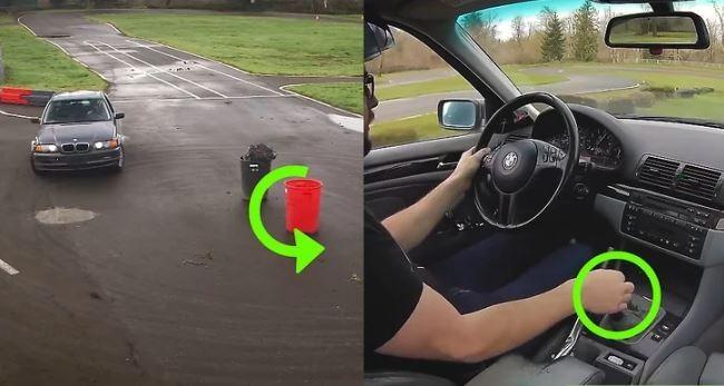 چگونه با خودرو دریفت کنیم؟