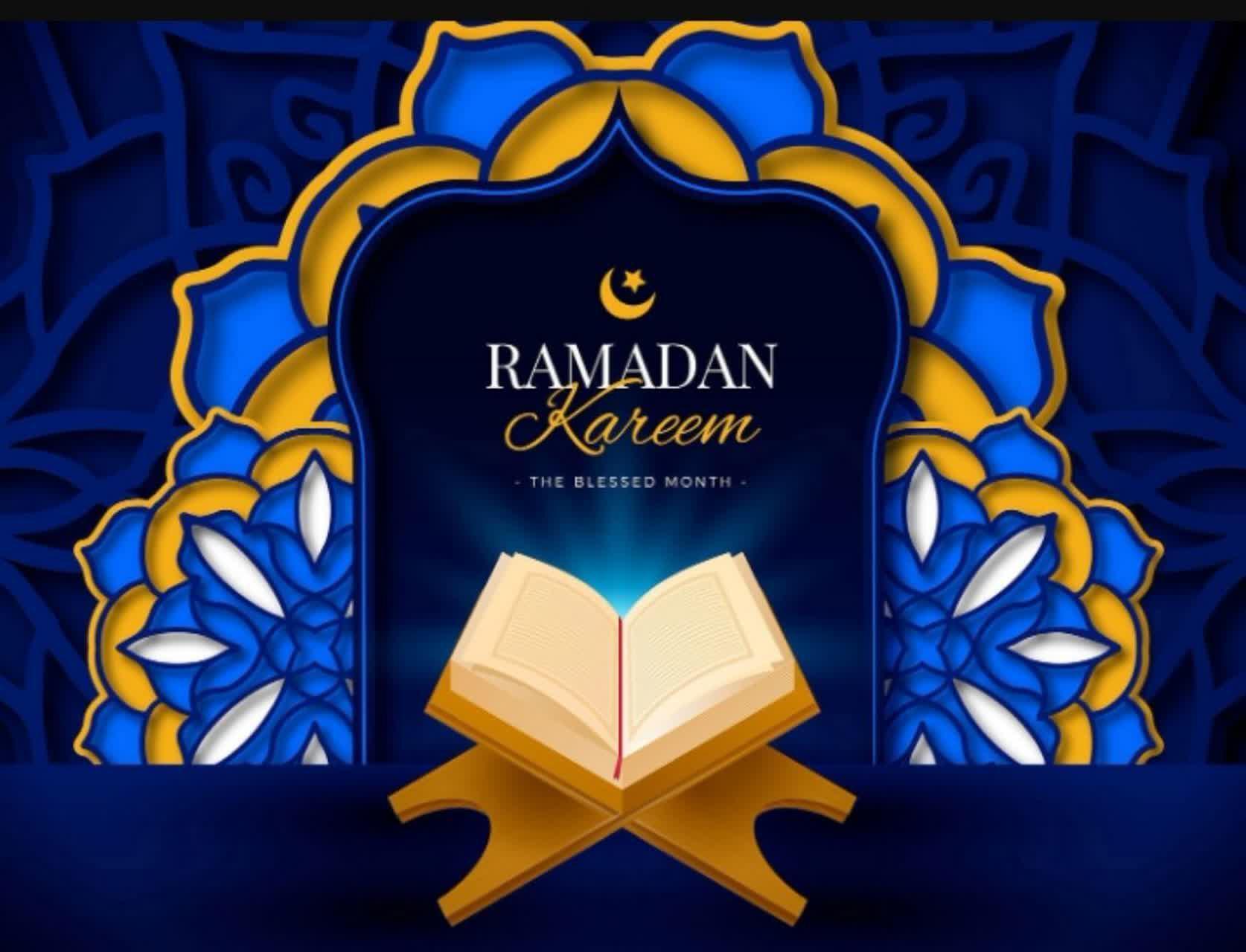 زیباترین تصاویر ماه رمضان