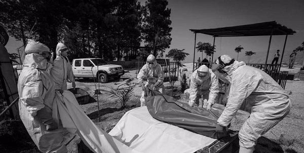 چهار رقمی شدن آمار فوتیهای کرونا
