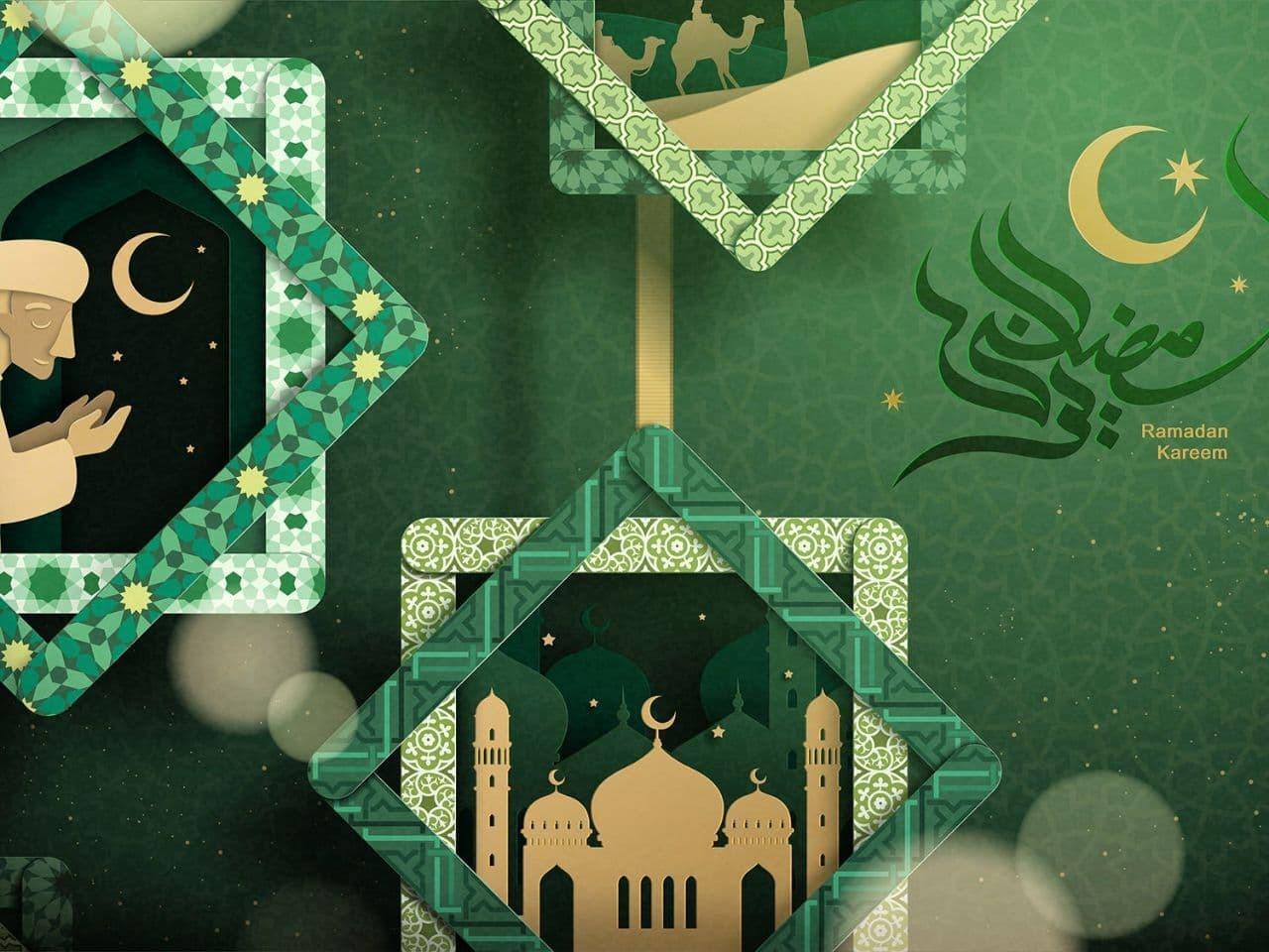 بهترین عکس پروفایل های ماه رمضان