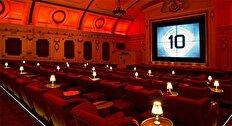 عجیبترین سینماهای جهان/ سبکی متفاوت از تماشای فیلم را تجربه کنید + تصاویر