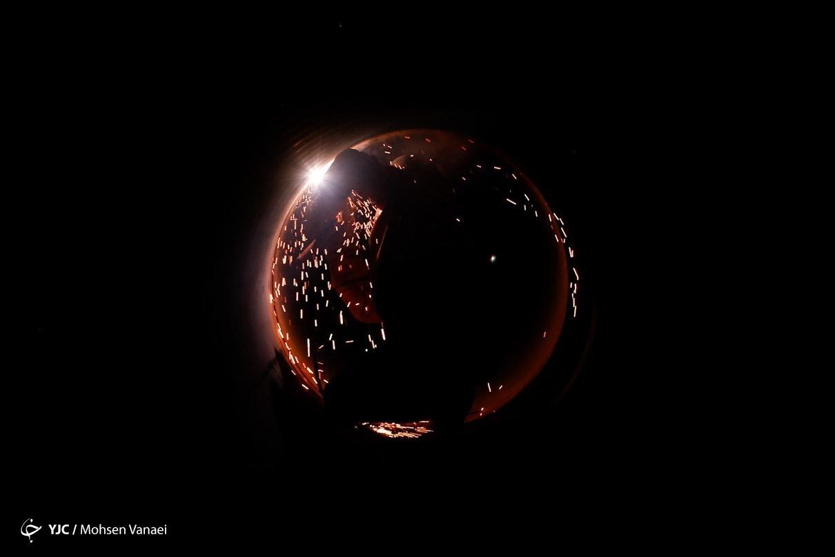 دست یابی به اولینها با طرح انتقال نفت از گوره به جاسک