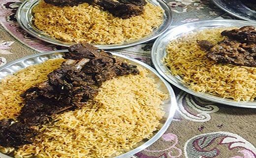 تباهگ، غذای سنتی رمشکیها برای سفره سحر