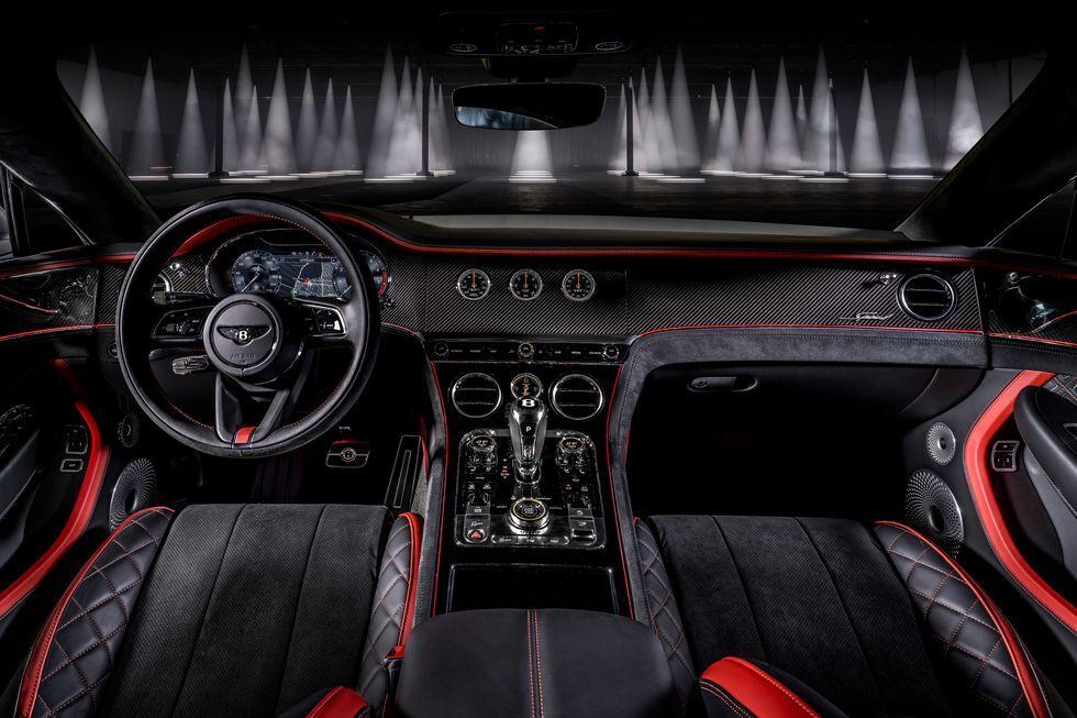 جزئیاتی جدید از بنتلی کانتیننتال 2022 GT با 650 اسب بخار