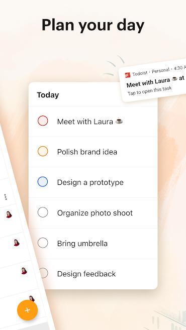 دانلود اپلیکیشن لیست وظایف روزانه