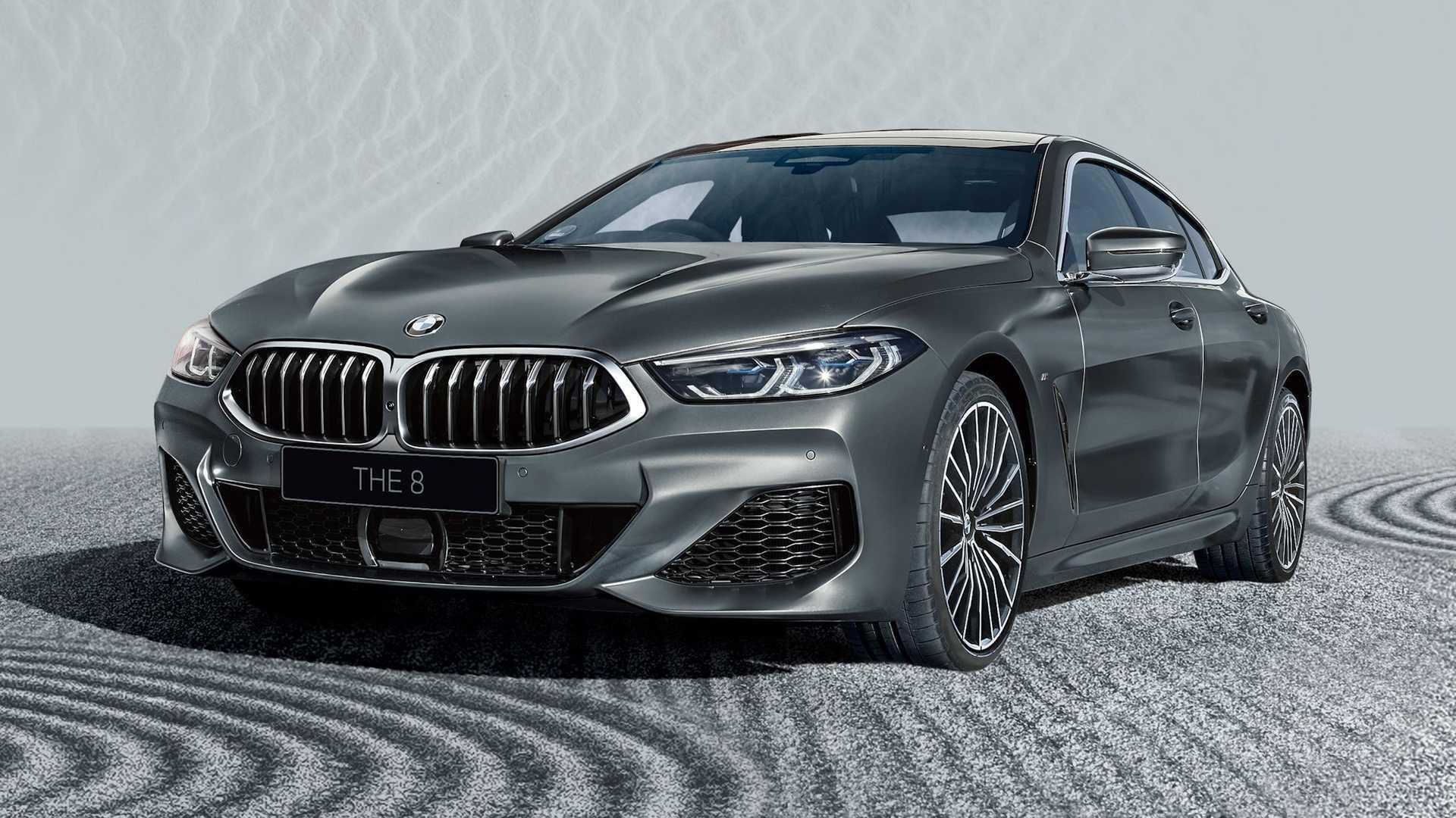نسخه خاص و محدود BMW 8 Series تولید شد