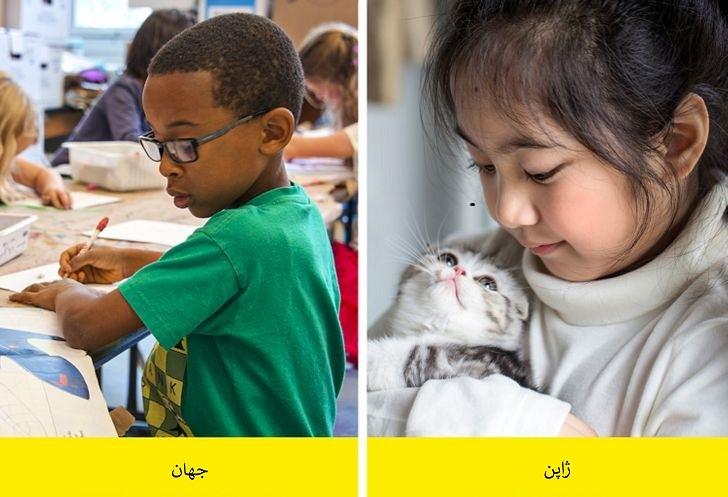 ۶ راز سیستم آموزشی ژاپن که باعث موفقیت دانش آموزان میشود