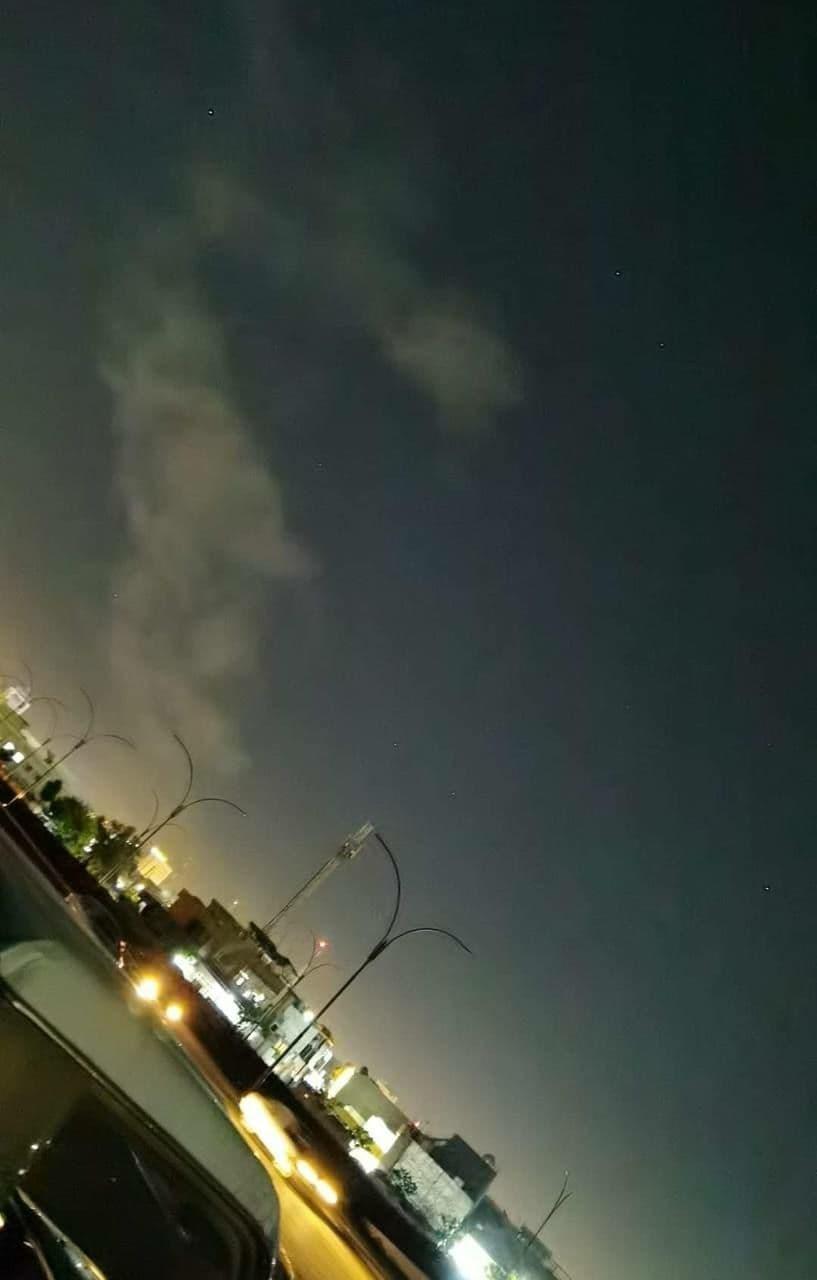 حمله راکتی به فرودگاه اربیل و پایگاه نظامیان آمریکایی