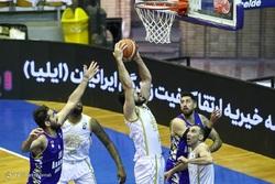 لیگ برتر بسکتبال/ مهرام ۸۵ - پالایش نفت آبادان ۸۳