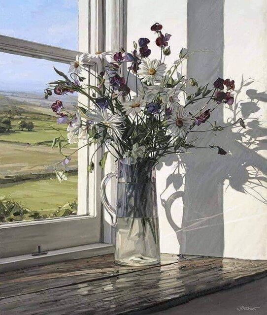 گلهایی که شاهکارهای گران قیمت شدند + تصاویر