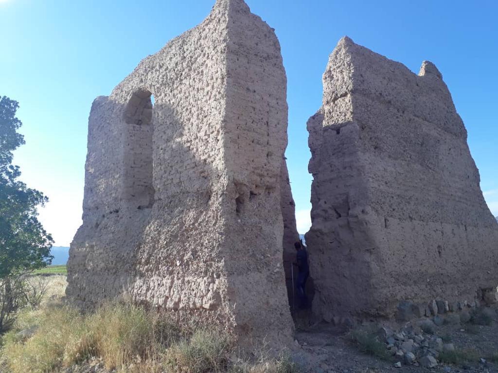 آسباد تاریخی روستای پطرو زاوه ثبت ملی شد