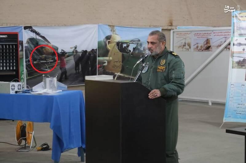 تجهیز بالگردهای ارتش به نسل جدید موشکهای «شلیک کن- فراموش کن» / بازگشت «شفق» با برد بیشتر و کلاهک جنگی متنوعتر + تصاویر