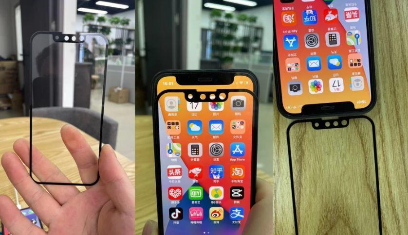 آیا صفحه نمایش آیفون ۱۳ باریک تر خواهد شد؟