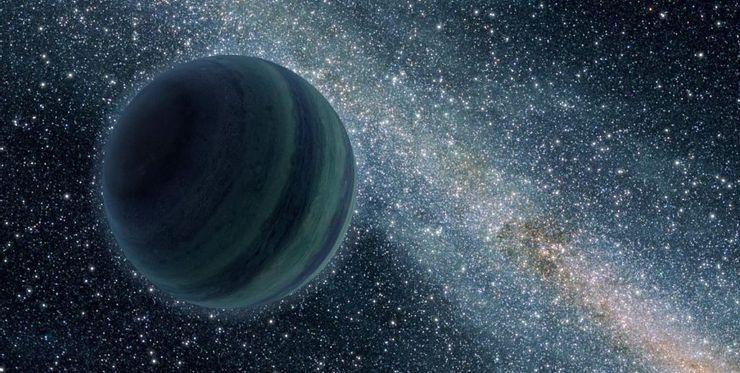 سیاره سرکش
