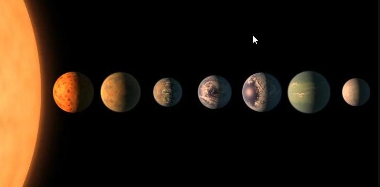 هفت سیاره