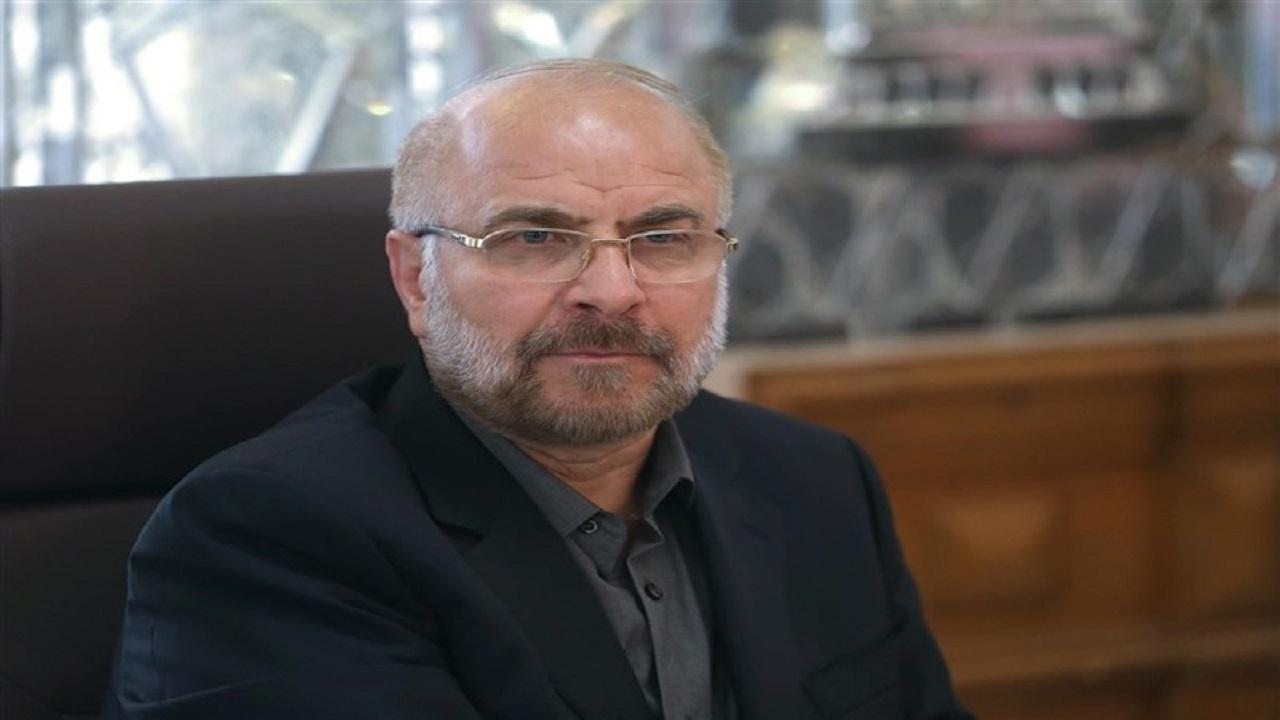 رئیس مجلس: سردار حجازی ستاره درخشان محور مقاومت بود