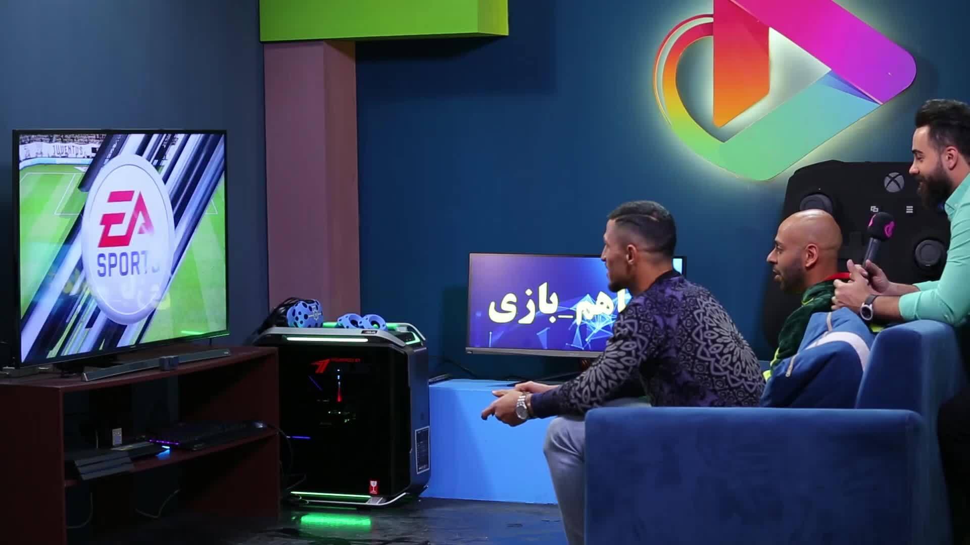 فیلم و سریالهای تلویزیون در روز هفتم فروردین