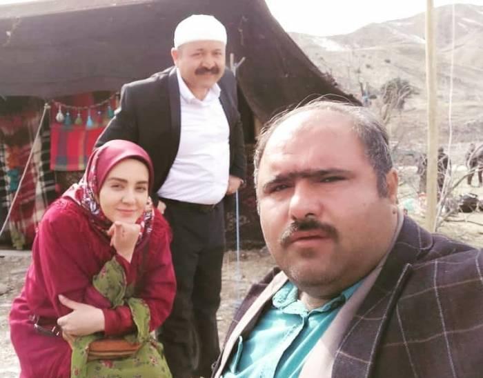سلمان در سریال نون خ