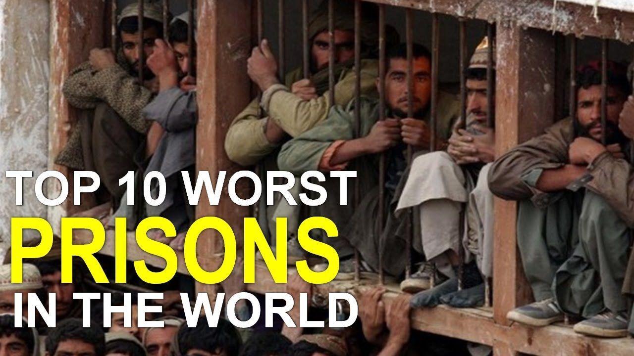 بدترین زندانهای جهان در چه کشورهایی قرار دارند؟ + تصاویر